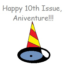 Happy 20th Issue, Aniventure!!